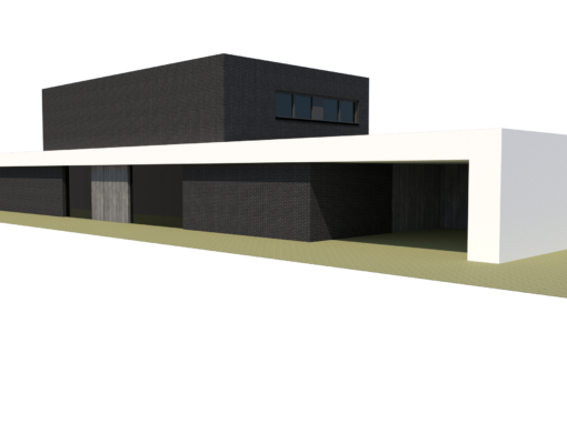 Nieuwbouw woning Manneegeul 2 te Goes
